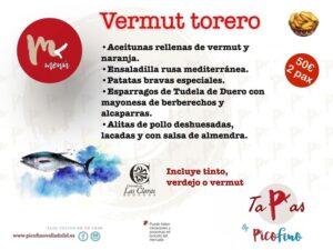 Vermú Torero | PicofinoValladolid